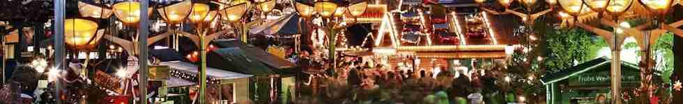 vakantieparken Kerstmarkten